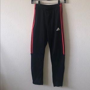 Boys Adidas Tiro Soccer Pants